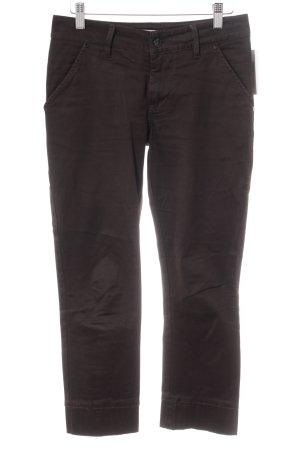 Diesel Skinny Jeans dunkelbraun Casual-Look