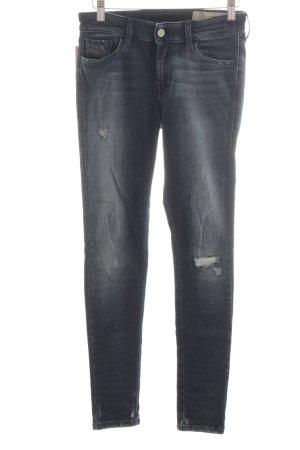 Diesel Skinny Jeans blue second hand look