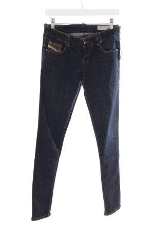 """Diesel Skinny Jeans """"Grupee"""" dunkelblau"""