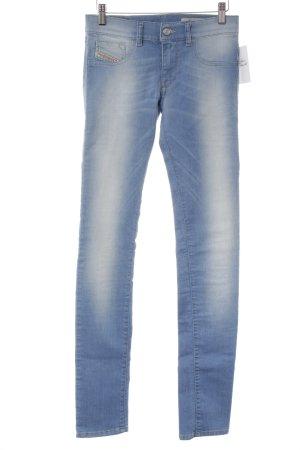 Diesel Skinny Jeans himmelblau Casual-Look