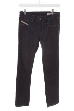 """Diesel Skinny Jeans """"Livier"""" dunkelblau"""