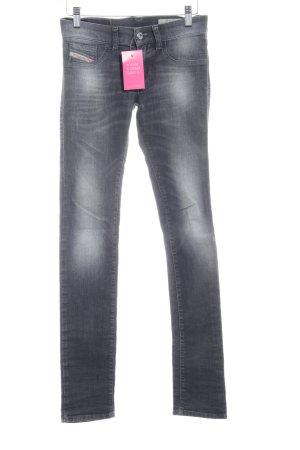 """Diesel Skinny Jeans """"Livier"""" grau"""