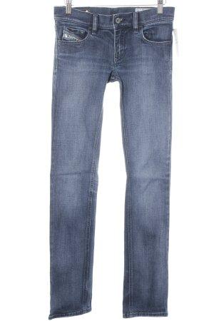 """Diesel Skinny Jeans """"LIVY"""" blau"""