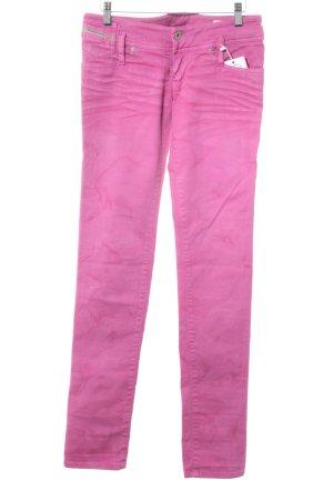 Diesel Skinny Jeans magenta Casual-Look