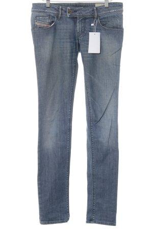 """Diesel Skinny Jeans """"Nevy"""" blau"""