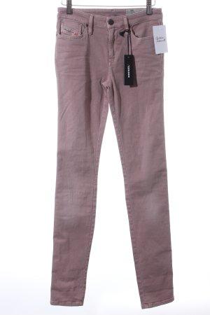 "Diesel Skinny Jeans ""Skinzee"" altrosa"