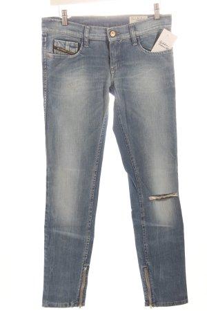 """Diesel Skinny Jeans """"Zivy"""" blau"""