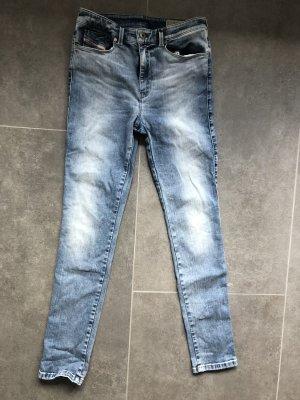 Diesel Skinzee-High Jeans Gr. 27/30