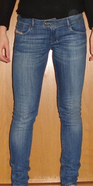 Diesel slim Hüft-Jeans