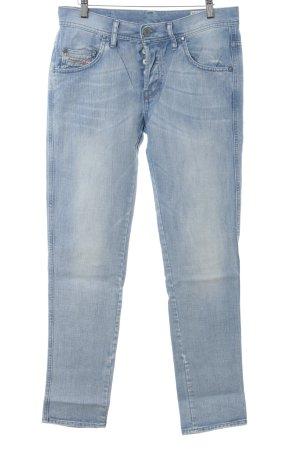 Diesel Slim Jeans blassblau Casual-Look