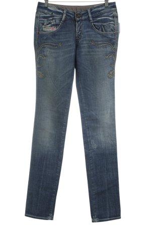 """Diesel Slim Jeans """"clush"""" blau"""