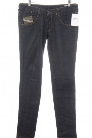 Diesel Jeans slim fit blu scuro stile casual