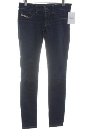 Diesel Slim Jeans dunkelblau schlichter Stil