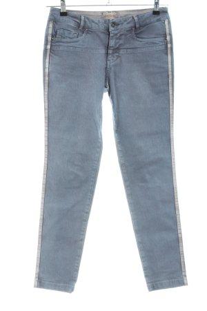 Diesel Slim Jeans blau-hellgrau Casual-Look