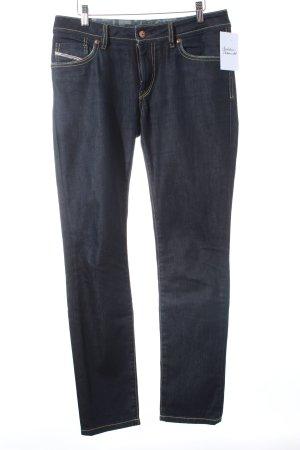 """Diesel Slim Jeans """"FLOY"""" dunkelblau"""