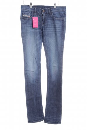 Diesel Slim Jeans graublau Casual-Look
