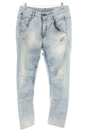 Diesel Slim Jeans hellblau Casual-Look