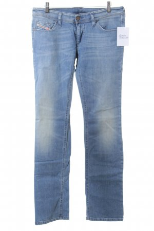 Diesel Slim Jeans himmelblau Casual-Look
