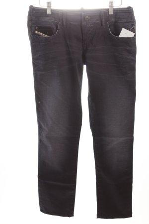 Diesel Slim Jeans lila Casual-Look