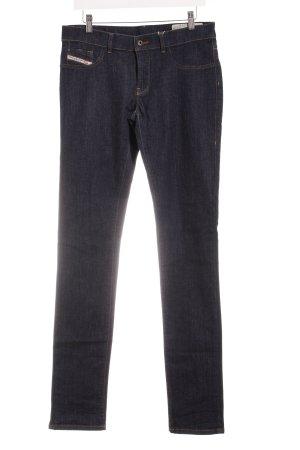 """Diesel Slim Jeans """"Livier"""" dunkelblau"""