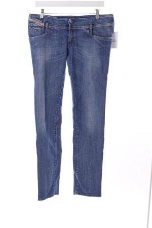 """Diesel Slim Jeans """"Matic"""" stahlblau"""
