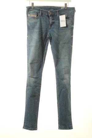 """Diesel Slim Jeans """"Skinzee Low"""" blau"""