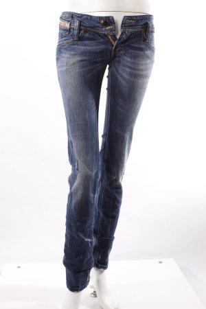 Diesel Slim Jeans Used-Optik