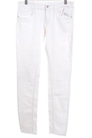 Diesel Slim Jeans weiß Casual-Look