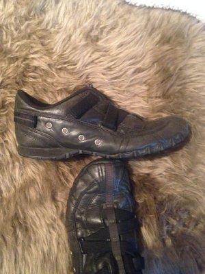 Diesel Sneaker *Explorer* Gr 37 schwarz grau