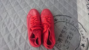 Diesel Sneaker in rot