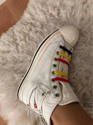 Diesel Sneaker slip-on bianco