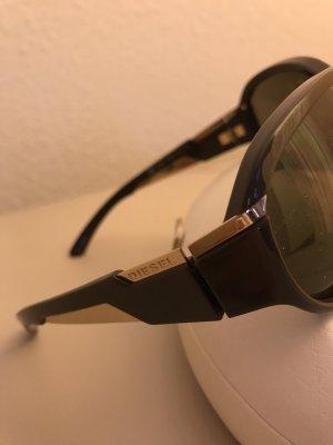 Diesel Gafas marrón-negro