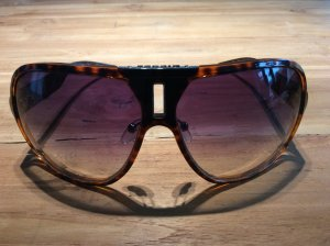 Diesel Sunglasses black brown-dark brown
