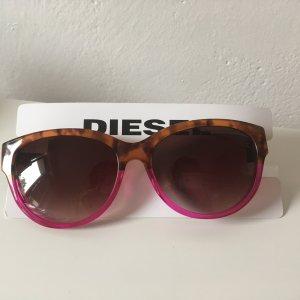 DIESEL Sonnenbrille NEU DL0013 col.77F Pink braun, 57-16 Sunglasses Eyewear