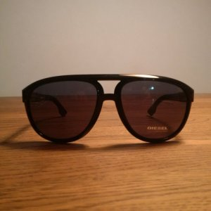 Diesel Sunglasses multicolored acetate