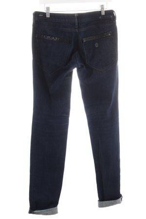 "Diesel Straight-Leg Jeans ""Clush"" dunkelblau"