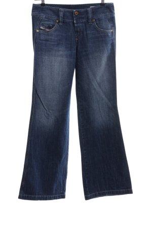 """Diesel Boot Cut Jeans """"Lambry"""" blue"""