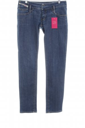 "Diesel Straight Leg Jeans ""Matic"" slate-gray"