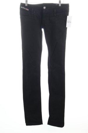 """Diesel Straight-Leg Jeans """"Matic"""" schwarz"""