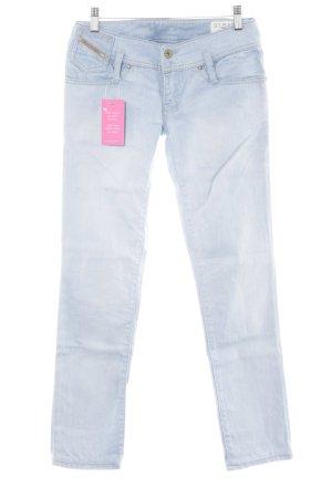 Diesel Straight-Leg Jeans mehrfarbig Casual-Look