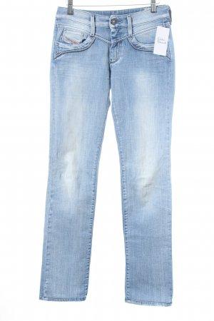 "Diesel Straight-Leg Jeans ""Ronhalle"""