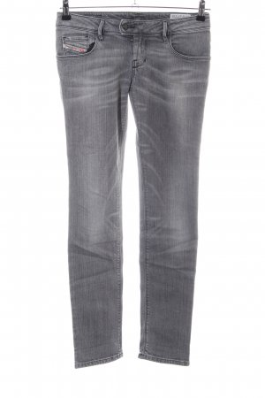Diesel Stretch Jeans light grey casual look