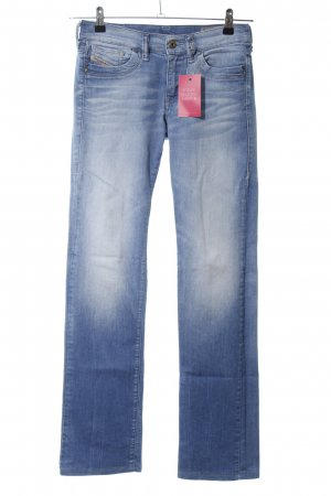 Diesel Stretch jeans blauw casual uitstraling