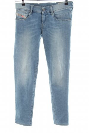 Diesel Stretch Jeans blau Casual-Look