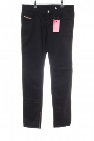 Diesel Stretch Jeans black business style
