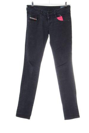 Diesel Jeans elasticizzati nero stile casual