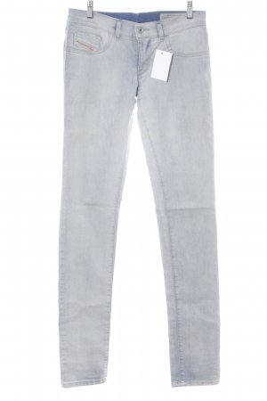 Diesel Jeans elasticizzati blu pallido stile casual
