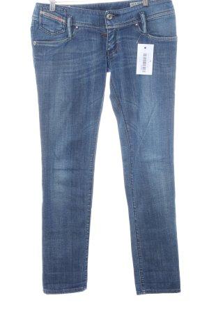 Diesel Stretch Jeans blau Jeans-Optik
