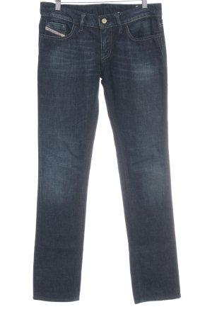 Diesel Stretch Jeans dark blue casual look