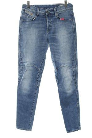 """Diesel Stretch Jeans """"Halais"""" cornflower blue"""